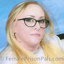 female prisoner pen pal